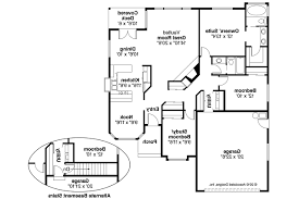 traditional house plans danforth 10 004 associated designs
