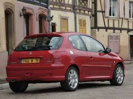 peugeot little car peugeot 206 hdi 2004 picture 10 of 14