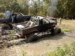 toyota tacoma diesel truck cummins diesel powered toyota tacoma 4x4 mud truck on 44 boggers
