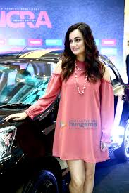 who is the girl in the new nissan altima commercial dia mirza graces the launch of new nissan india micra fashion