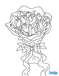 Fleurs Pour Fete Des Meres Coloriage Fete Des Meres Coloriages Coloriage à Imprimer