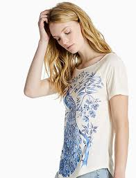 womens white graphic tees 40 off everything lucky brand