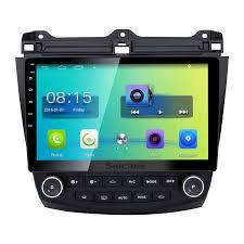 2003 honda accord dash inch 1024 600 android 6 0 2003 2007 honda accord 7 car stereo gps