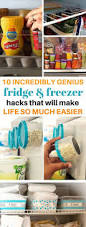 Ideas To Organize Kitchen Best 25 Refrigerator Organization Ideas On Pinterest Fridge