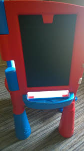 Review 2 In 1 Art Desk And Easel Woman Of Many Roles