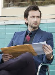 Jessica Cumberbatch Anderson David Tennant As Kilgrave In Marvel U0027s Jessica Jones Celebrity