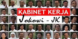 profil jokowi dan jk inilah susunan kabinet kerja jokowi jk kompas com