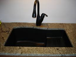 Blanco Granite Sinks Image Of Blanco Granite Kitchen Sinks New - Black granite kitchen sinks