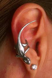 ear cuffs uk pagan wiccan earcuffs in sterling silver in jewellery at new moon