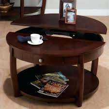 round coffee table with casters decoration coffee tables on casters