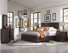 easton transitional dark chocolate solid wood master bedroom set