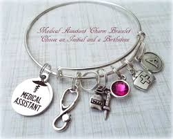 personalized gifts jewelry assistant bracelet gift for assistant