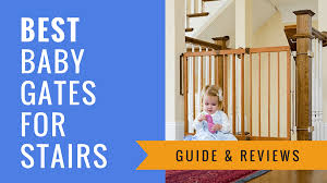 Child Gates For Stairs Best Baby Gates For Stairs 2017 Top And Bottom U2013 Guides U0026 Reviews