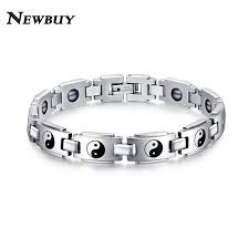 aliexpress buy 2016 new fashion men jewelry black cz aliexpress buy newbuy 2016 hot sale fashion health bracelets