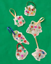 make glue ornaments for christmas activity education com