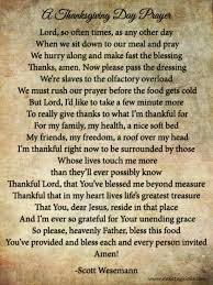 thanksgiving day prayer before meal 2017 calendars