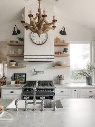 farmhouse kitchens with white cabinets farmhouse kitchen reveal tour my parents kitchen the
