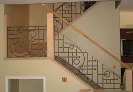 Iron Stairs Design Ornamental Wrought Iron Staircase Railing Orange County Ca