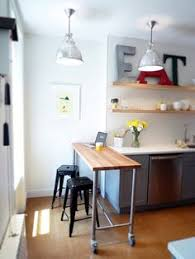 portable kitchen islands with breakfast bar clean and airy kitchen makeover relax house portable kitchen