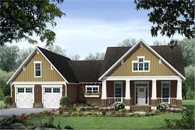 craftsman one story house plans house plan 141 1247 3 bedroom 1940 sq ft craftsman ranch