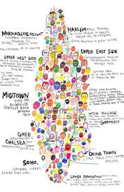 New York Gang Map by 16 Best Maps Of Walking Tours Images On Pinterest Map Of