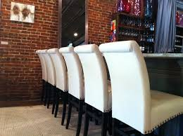 chic comfortable bar stools artifort little tulip bar stool pierre