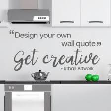 Wall Stickers And Wall Art From Urban Artwork Find Your Perfect - Design your own wall art stickers