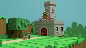 goomba king u0027s fortress color splash iggig deviantart