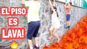 Challenge Para Que Sirve El Suelo Es Lava Challenge The Floor Is Lava Gibby