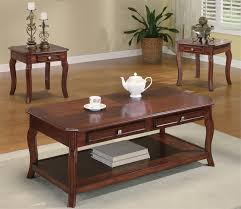 Cherry Side Tables For Living Room Coffee Table Big Coffee Tables Black Coffee Table Sets Black