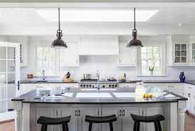 family home with new england colonial architecture on martha s coastal style white kitchen
