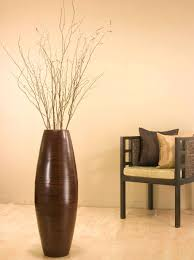 Living Room Floor Vases Tall Floor Vase Decor Vases For Living Room Thats Contemporary