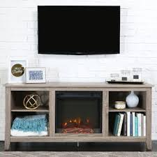 Tv Stands With Electric Fireplace Fireplace Tv Stands Entertainment Centers You Ll Wayfair