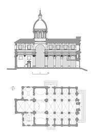 Floor Plan Of A Church by Fig2