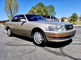 used lexus for sale colorado 1994 lexus ls400 luxury sedan 4 0l mint condition new timing belt