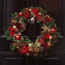 holiday time pre lit 18 christmas garland multi lights swags wreaths christmas christmas wreath christmas pinterest