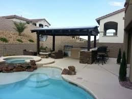 Backyard Shade Solutions by Free Temporary Paper Shades Home Impressions In Las Vegas