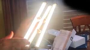 warm led under cabinet lighting eshine led lighting kit under counter lighting 6 pack with warm