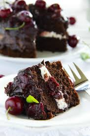 best 25 cherry chocolate cakes ideas on pinterest cherry cake