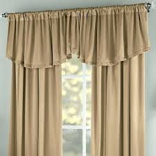 Priscilla Curtains With Attached Valance Attached Valance Your Guide To Buying A Solid Coloured Valance