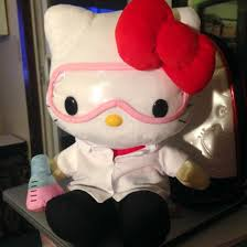 sanrio kitty stuff