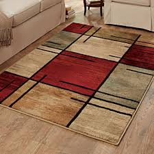 5x7 Outdoor Area Rugs Better Homes And Gardens Spice Grid Area Rug Walmart Com