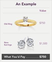 upgrading wedding ring upgrading diamond ring trade in wedding promise diamond