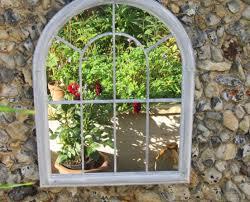 mirror garden wall art small plants for amazing garden wall art