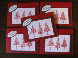 Homemade Christmas Card Ideas by Hand Made Christmas Card Christmas Lights Decoration