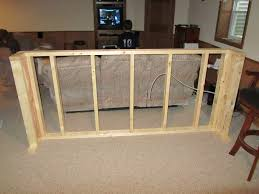 bar table idea dale will make build for basement for the home