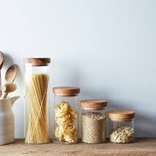 kitchen room flour sugar canisters pickle jar kitchen canister