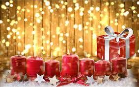 candele scintillanti candele e candeline di natale
