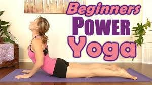 Home Yoga Routine by Gentle Beginners Power Yoga With Tessa Full Body Routine For