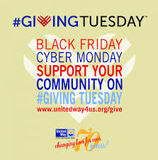 online thanksgiving invitations united way invites the community to give on givingtuesday